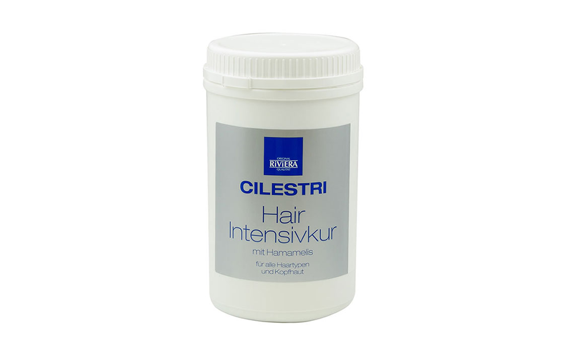 Cilestri intensive hair treatment Image