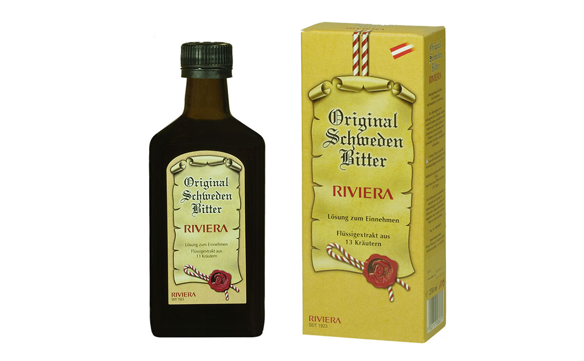 Riviera Original Swedish bitters Image