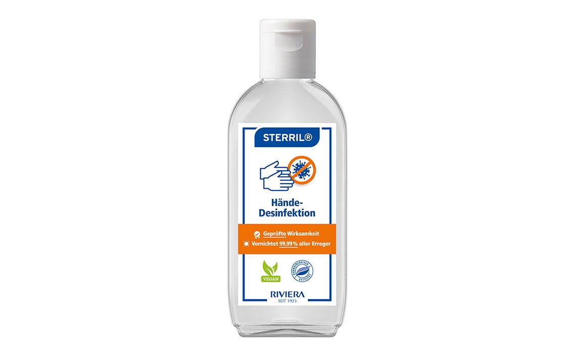 STERRIL hand sanitiser Image