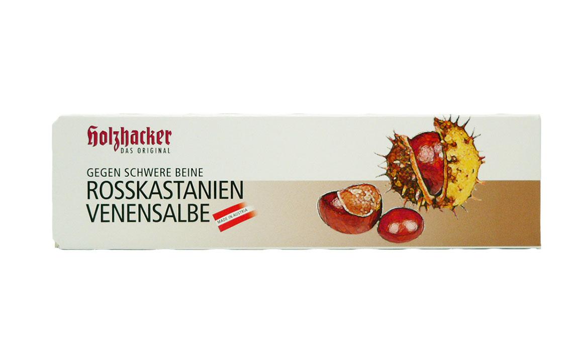 Rosskastanien Venensalbe Image