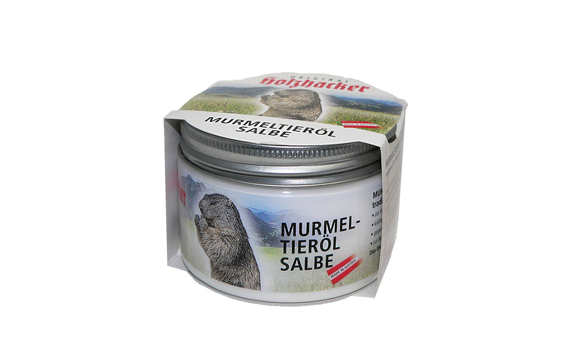 Marmot oil balm Image