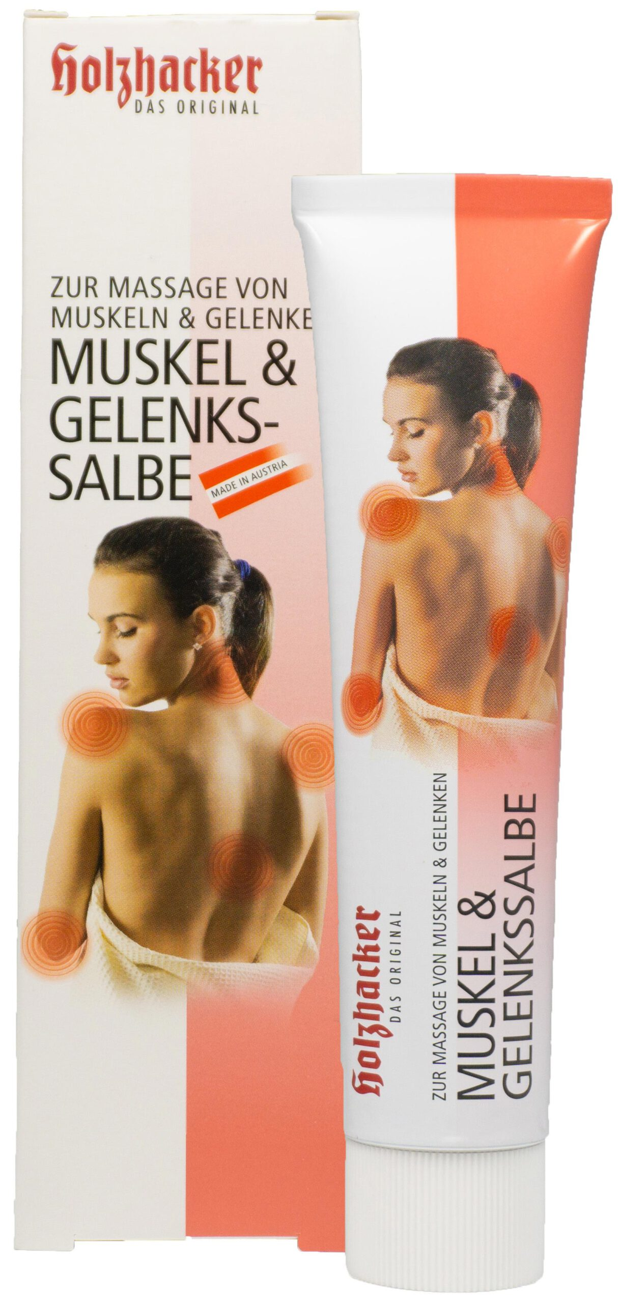 Muskel- und Gelenkssalbe Image