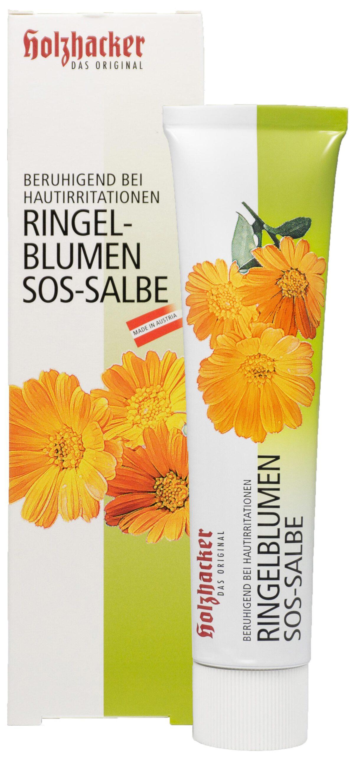 Ringelblumen SOS-Salbe Image