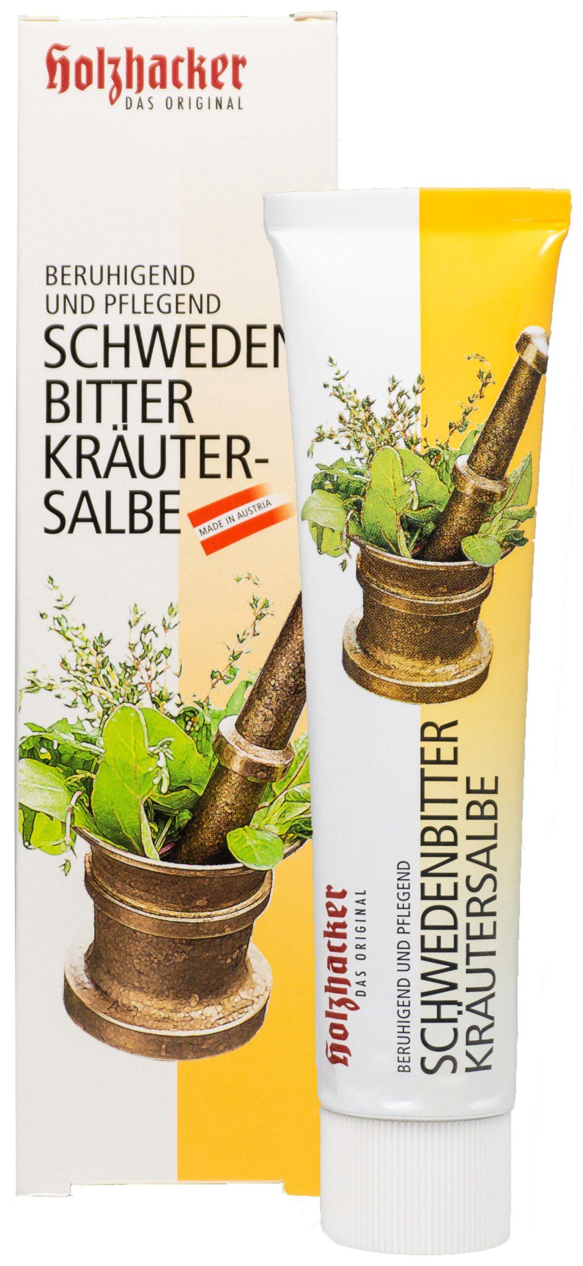 Schwedenbitter Kräutersalbe Image